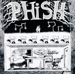 Junta (album) - Image: Phish Junta 88