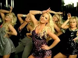 Piece of Me (Britney Spears song) - Image: Piece Of Me Music Video