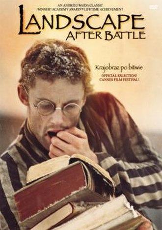 Landscape After the Battle - DVD release poster
