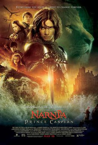 Picture of a movie: The Chronicles Of Narnia: Prince Caspian