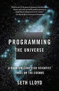 <i>Programming the Universe</i> book by Seth Lloyd