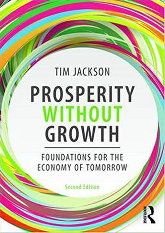 Prosperity Without Growth - Image: Prosperity Without Growth bookcover