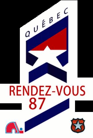 Rendez-vous '87 - Image: Quebec Rendezvous 1987