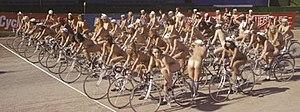 Jazz (Queen album) - Image: Queen Bicycle Race cover