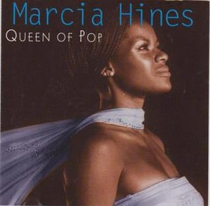 Queen of Pop (album) - Image: Queen of Pop by Marcia Hines