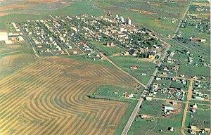 Radville - Radville, about 1970