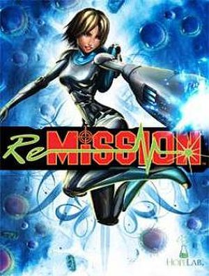Re-Mission - Cover art