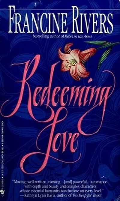Picture of a book: Redeeming Love