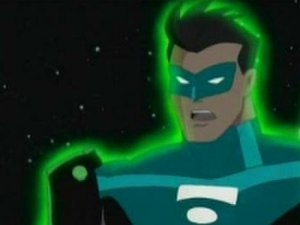 Kyle Rayner - Kyle Rayner in the Justice League Unlimited series
