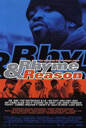 Rhyme & Reason (film) - Theatrical Release Poster