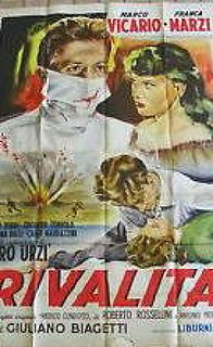 <i>Rivalry</i> (film) 1953 Italian film directed by Giuliano Biagetti