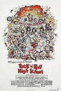 <i>Rock n Roll High School</i> 1979 film