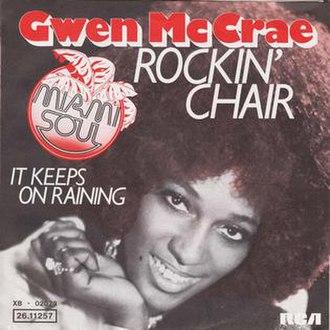 Rockin' Chair (Gwen McCrae song) - Image: Rockin' Chair Gwen Mc Crae