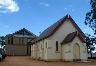 Rouse Hill, New South Wales - Rouse Hill Anglican Church