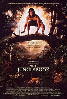 <i>The Jungle Book</i> (1994 film) 1994 film produced by Walt Disney Pictures