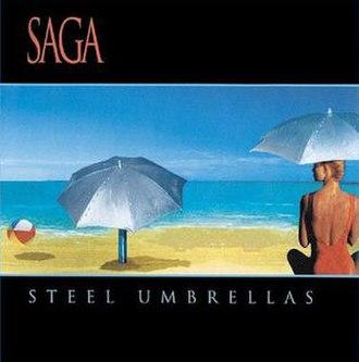 Steel Umbrellas - Image: Saga steel umbrellas