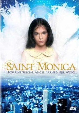 Saint Monica (film) - Saint Monica movie poster