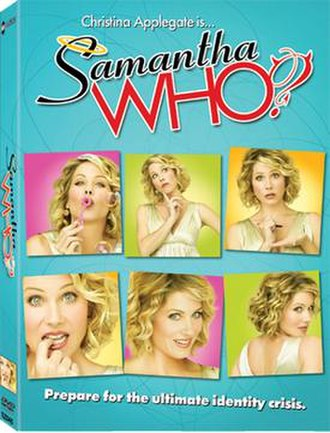 Samantha Who? - Season 1 box set, was released on September 23, 2008 in Region 1 format