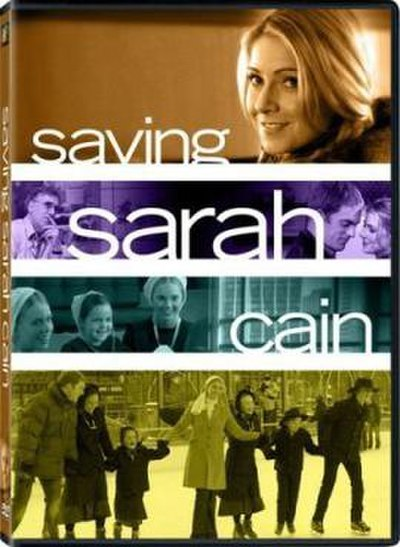 Picture of a movie: Saving Sarah Cain
