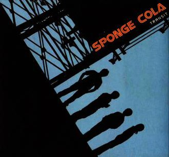Sponge Cola - The album cover of Transit (2006), Sponge Cola's second album.