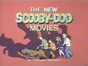 The New Scooby-Doo Movies - The opening title from The New Scooby-Doo Movies