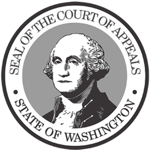 Washington Court of Appeals - Image: Seal Wn App