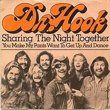 Dr hook sharing the night together
