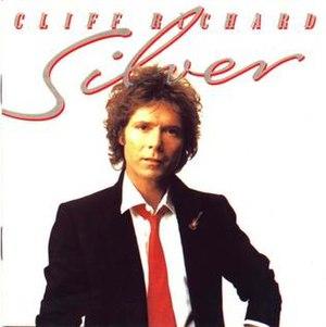 Silver (Cliff Richard album) - Image: Silver (Cliff Richard album) cover