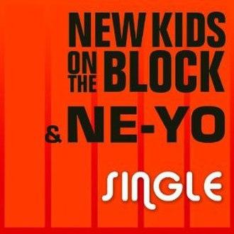 Single (New Kids on the Block and Ne-Yo song) - Image: Single NKOTB