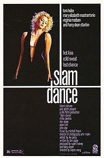 <i>Slam Dance</i> (film) 1987 film by Wayne Wang