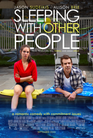 Sleeping with Other People - Theatrical release poster