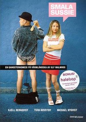 Slim Susie - Swedish DVD cover