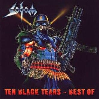 Ten Black Years - Image: Sodom 10blackyears