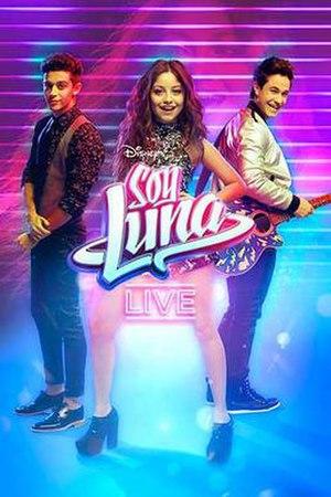 Soy Luna Live - Image: Soy Luna Live