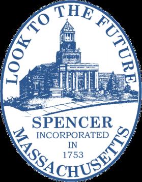 Official seal of Spencer, Massachusetts