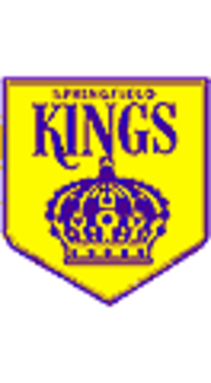 Springfield Indians - Image: Springfield Kings