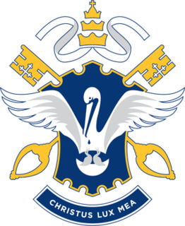St Edmunds College, Canberra a private, Catholic, day school for boys