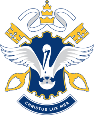 St Edmund's College, Canberra - Coat of Arms