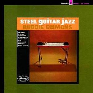 Steel Guitar Jazz - Image: Steel Guitar Jazz album cover