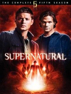 <i>Supernatural</i> (season 5) season of television series