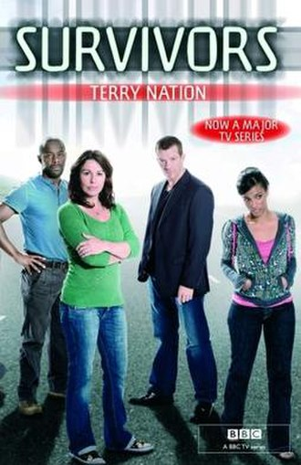 Survivors (2008 TV series) - Cover of re-released edition of Survivors novel