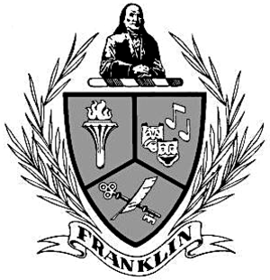 Franklin High School (Portland, Oregon) - Image: T FHS logo