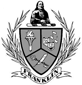 Franklin High School (Portland, Oregon) - Image: T FHS logo