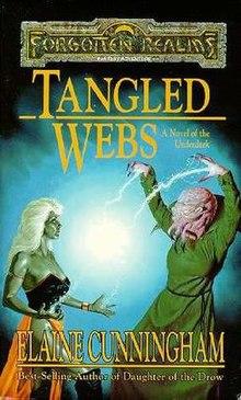 Image result for tangled webs elaine cunningham