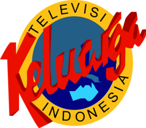MNCTV - This logo used under the name Televisi Keluarga Indonesia from 1997 until January 23, 2002.