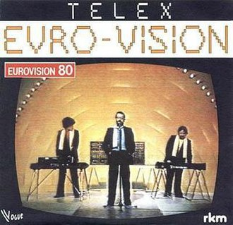 Euro-Vision - Image: Telex Euro Vision