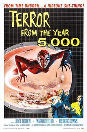 Terror from the Year 5000 - Image: Terror 5000