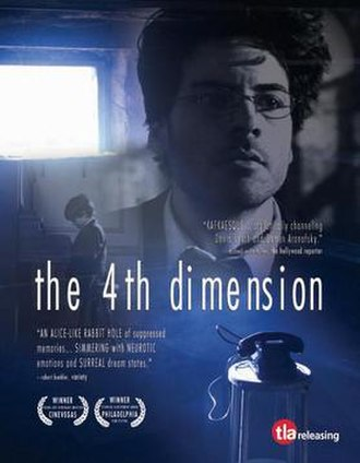 The 4th Dimension (film) - Image: The 4thdmovie dvdartwork