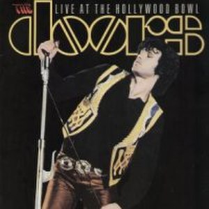 Live at the Hollywood Bowl (The Doors album) - Image: The Doors Live At The Hollywood Bowlalbumcover