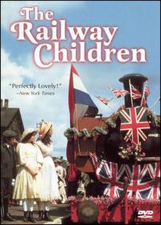 The Railway Children (1970 film) - DVD cover